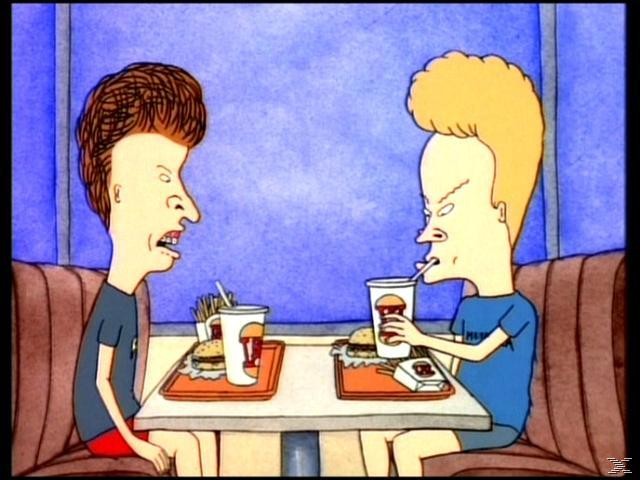 Beavis and Butt-Head - The Mike Judge Collection - Vol. 2 - (DVD)