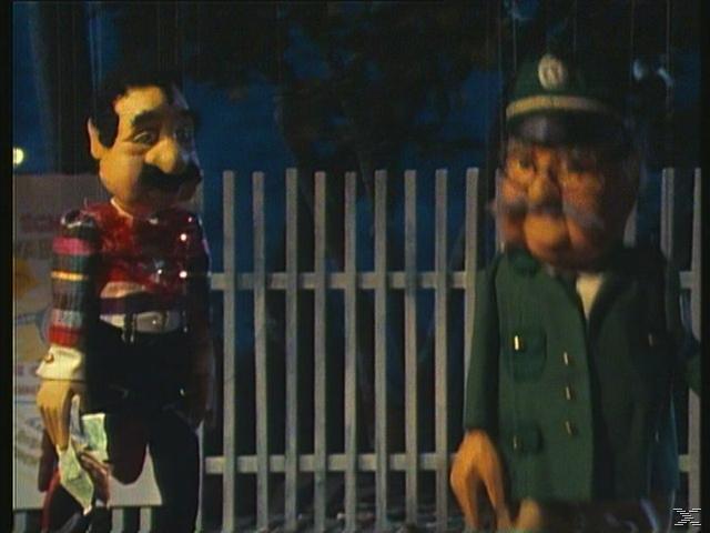 Augsburger Puppenkiste-Schlupp vom grünen Stern - (DVD)