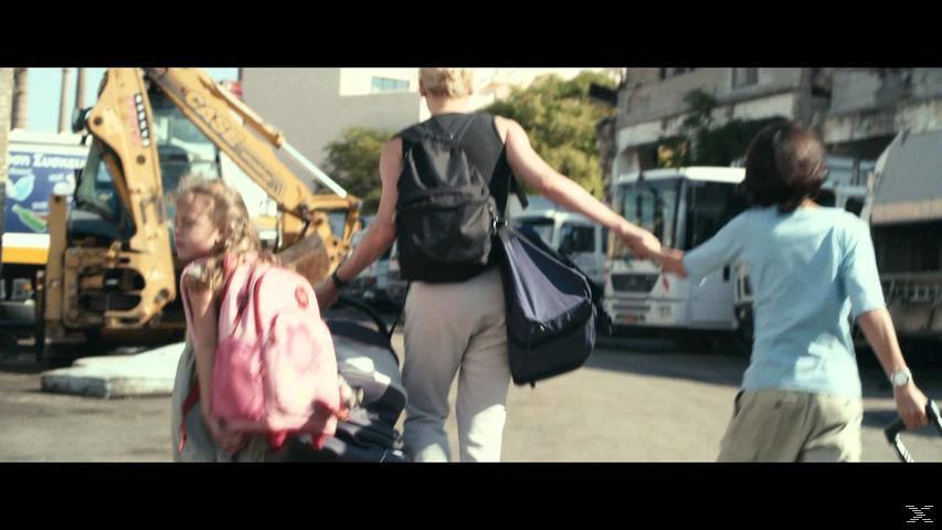 A Blast - Ausbruch - (DVD)