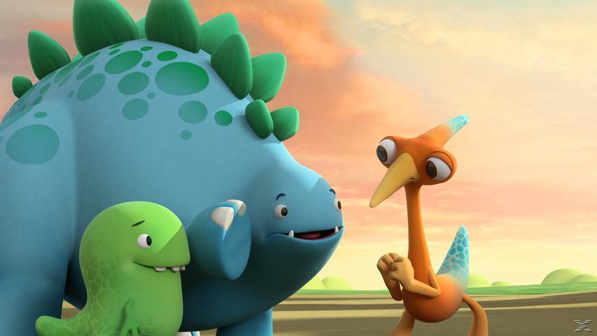 Dinotaps: Das Ding, das rund war - ...und zwölf weitere Abenteuer - (DVD)