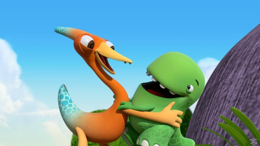 Dinotaps: Das Ding, das fliegen wollte - ...und zwölf weitere Abenteuer [DVD]