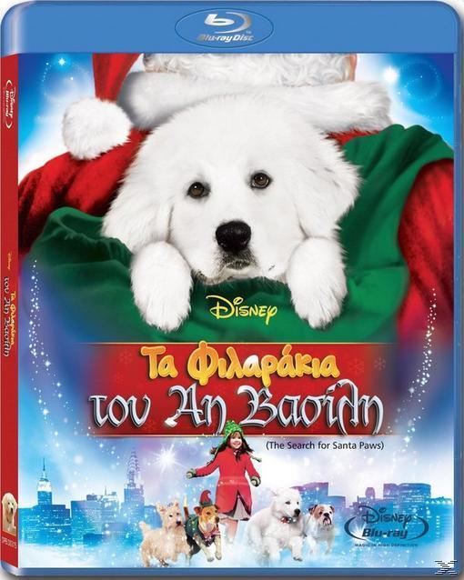 Τα Φιλαράκια του Άη Βασίλη - The Search for Santa Paws (TV)