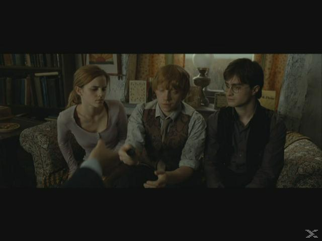 Harry Potter Jahre 5-7B (Exklusive Edition) [4K Ultra HD Blu-ray + Blu-ray]
