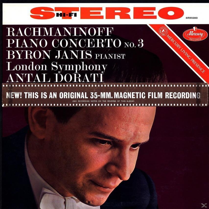 RACHMANINOV PIANO CONCERT 3 (LP)