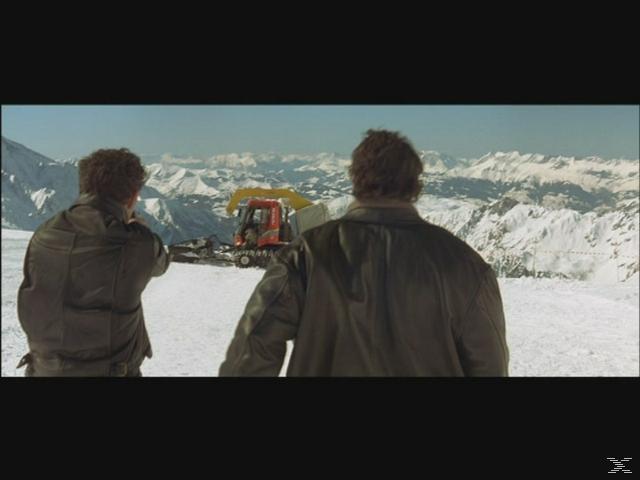 PURPURNEN FLÜSSE Krimi Blu-ray