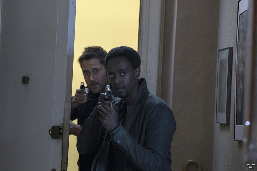 The Blacklist: Redemption - Die komplette erste Season - (DVD)