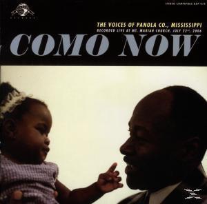 Como Now: The Voices Of Panola