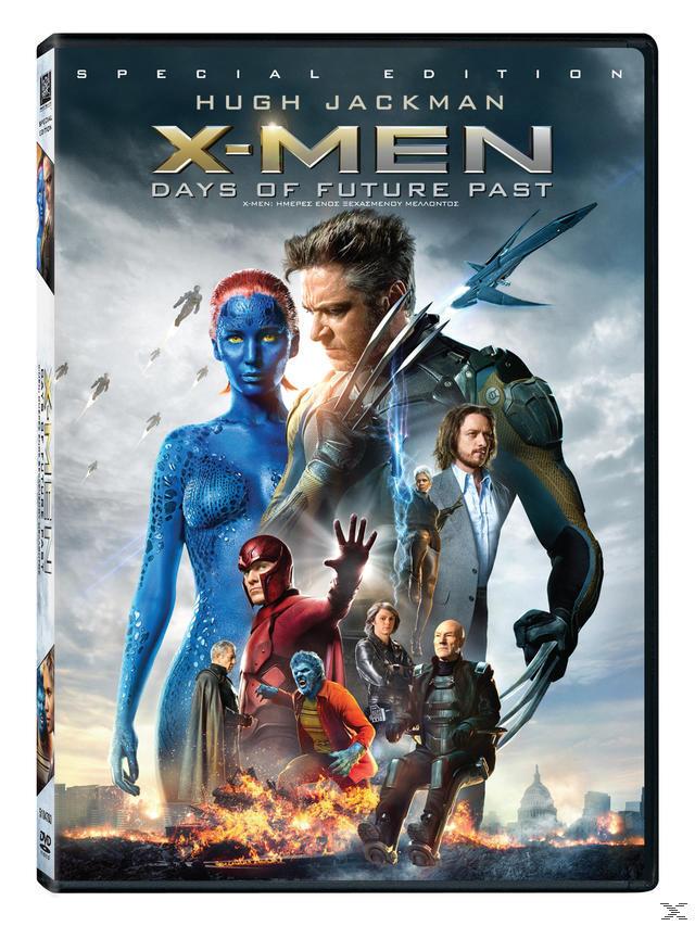 X-MEN: ΗΜΕΡΕΣ ΕΝΟΣ ΞΕΧΑΣΜΕΝΟΥ ΜΕΛΛΟΝΤΟΣ