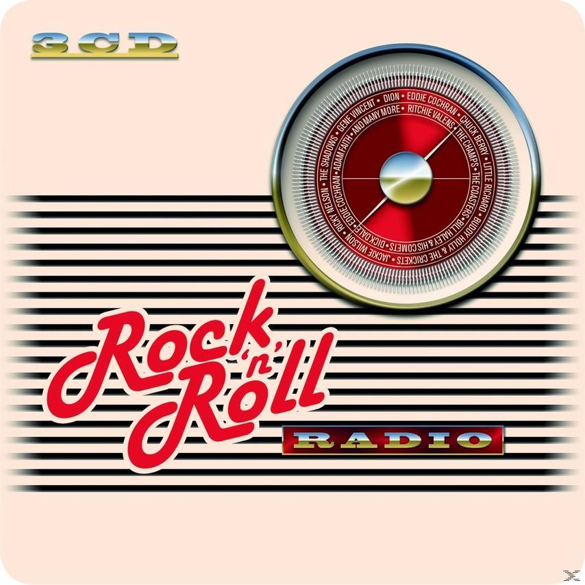 ROCK N ROLL RADIO (3CD)