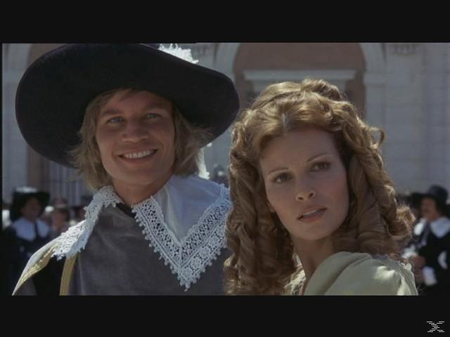 Die drei Musketiere - (DVD)