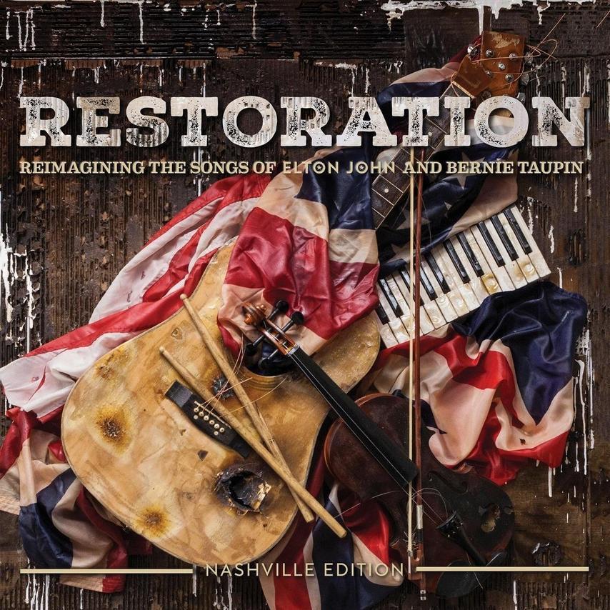 RESTORATION:SONGS OF E. JOHN & B. TAUPIN