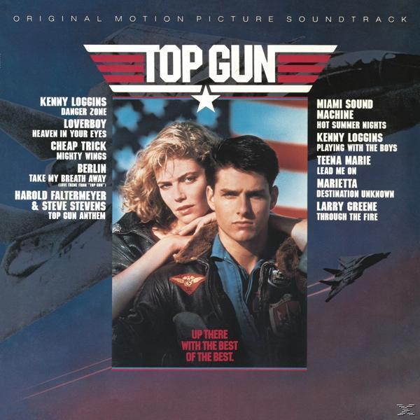 TOP GUN (LP)
