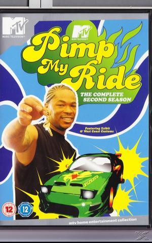 Pimp My Ride – Season 2