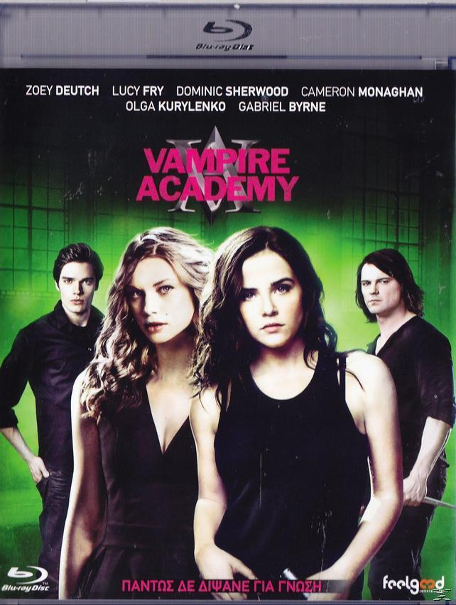 VAMPIRE ACADEMY [BLU RAY]