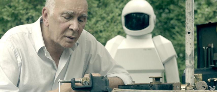 Robot & Frank - (Blu-ray)