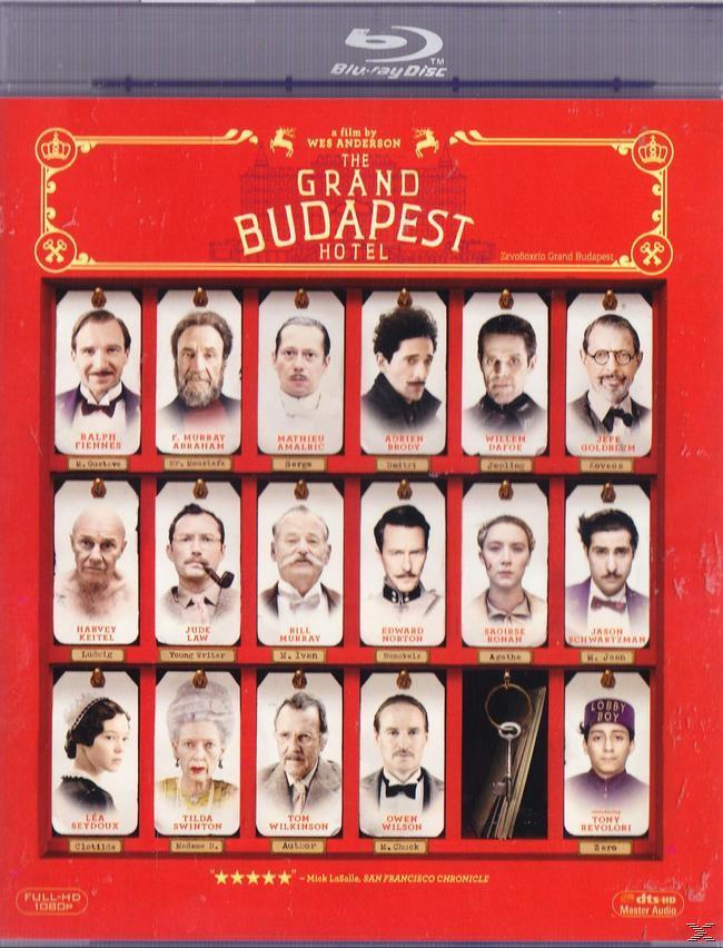 ΞΕΝΟΔΟΧΕΙΟ GRAND BUDAPEST[BLU RAY]