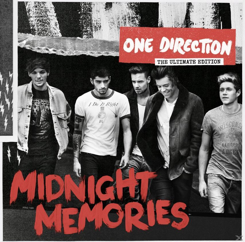 MIDNIGHT MEMORIES (CD DLX)