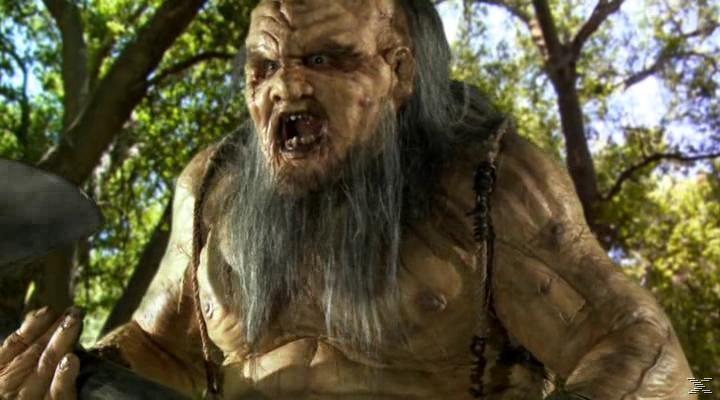 Axe Giant - die Rache des Paul Bunyan - (DVD)