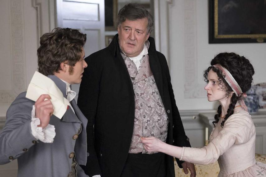 Jane Austen's Love & Friendship - (Blu-ray)