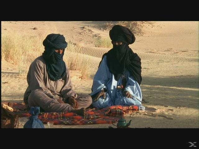 Ässhäk - Geschichten aus der Sahara [DVD]