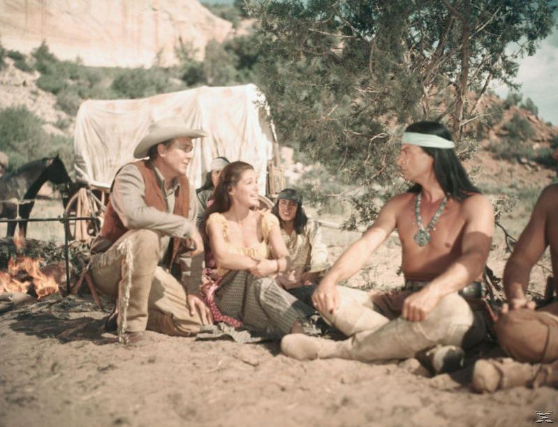 Häuptling der Apachen (Rebell der Roten Berge) (Neuauflage) - (DVD)