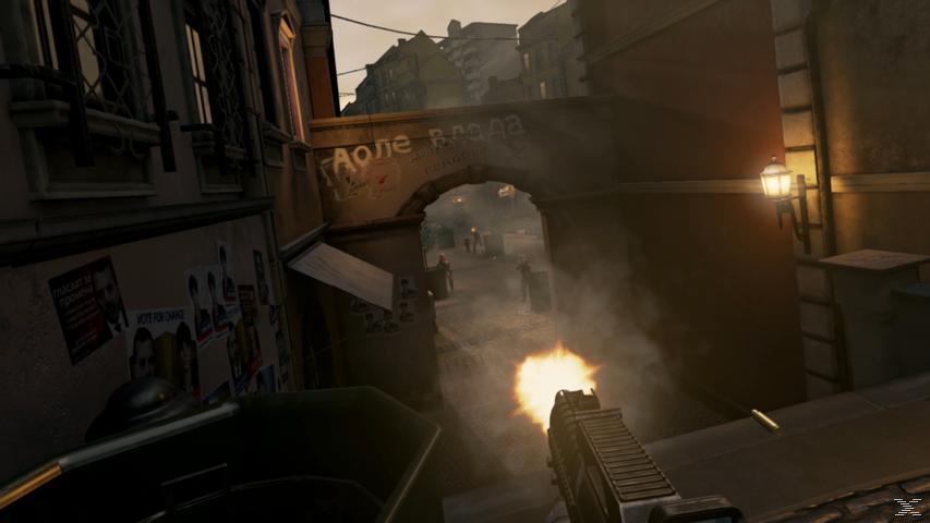 Bravo Team + PS VR Ziel-Controller - PlayStation 4
