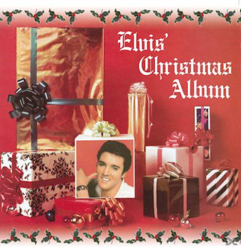 ELVIS CHRISTMAS ALBUM (LP)