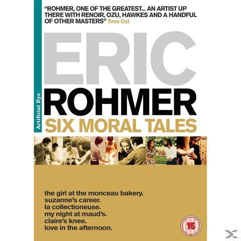 Eric Rohmer - Six Moral Tales DVD-Box