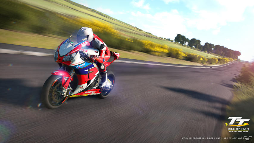 TT Isle of Man: Tourist Trophy - PlayStation 4