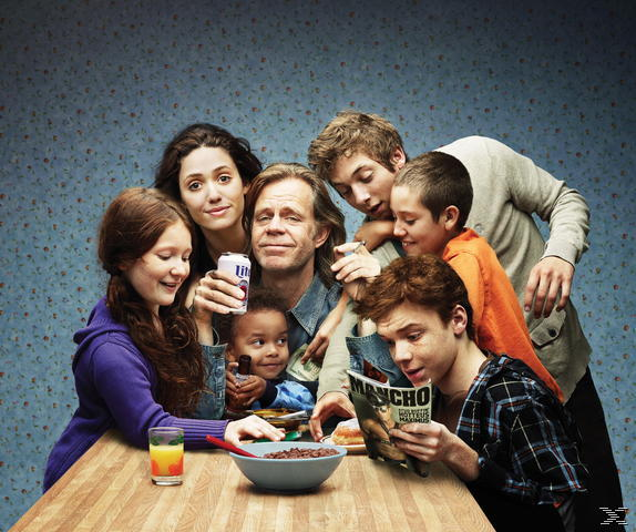 Shameless - Staffel 1 - (Blu-ray)