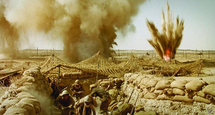 Tage des Ruhms/ El Alamein 1942 [DVD]