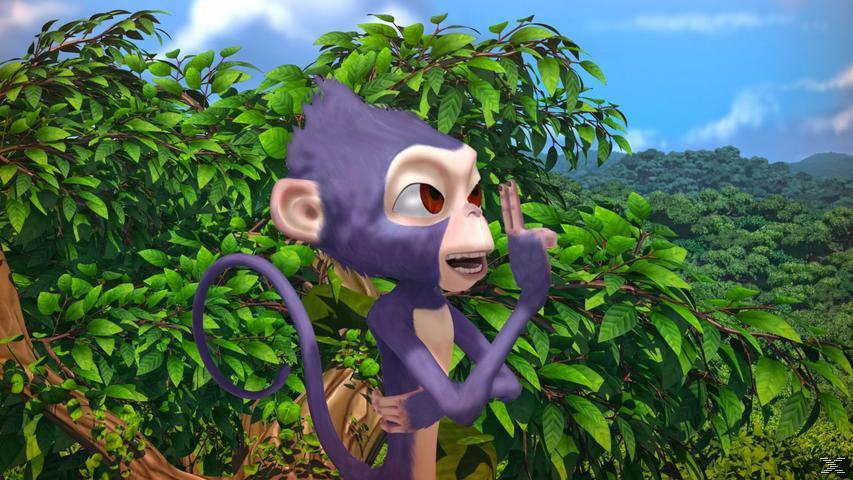 Ab durch den Dschungel [Blu-ray]