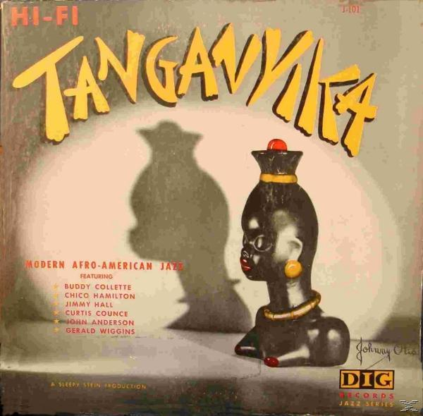 TANGANYIKA (LP)