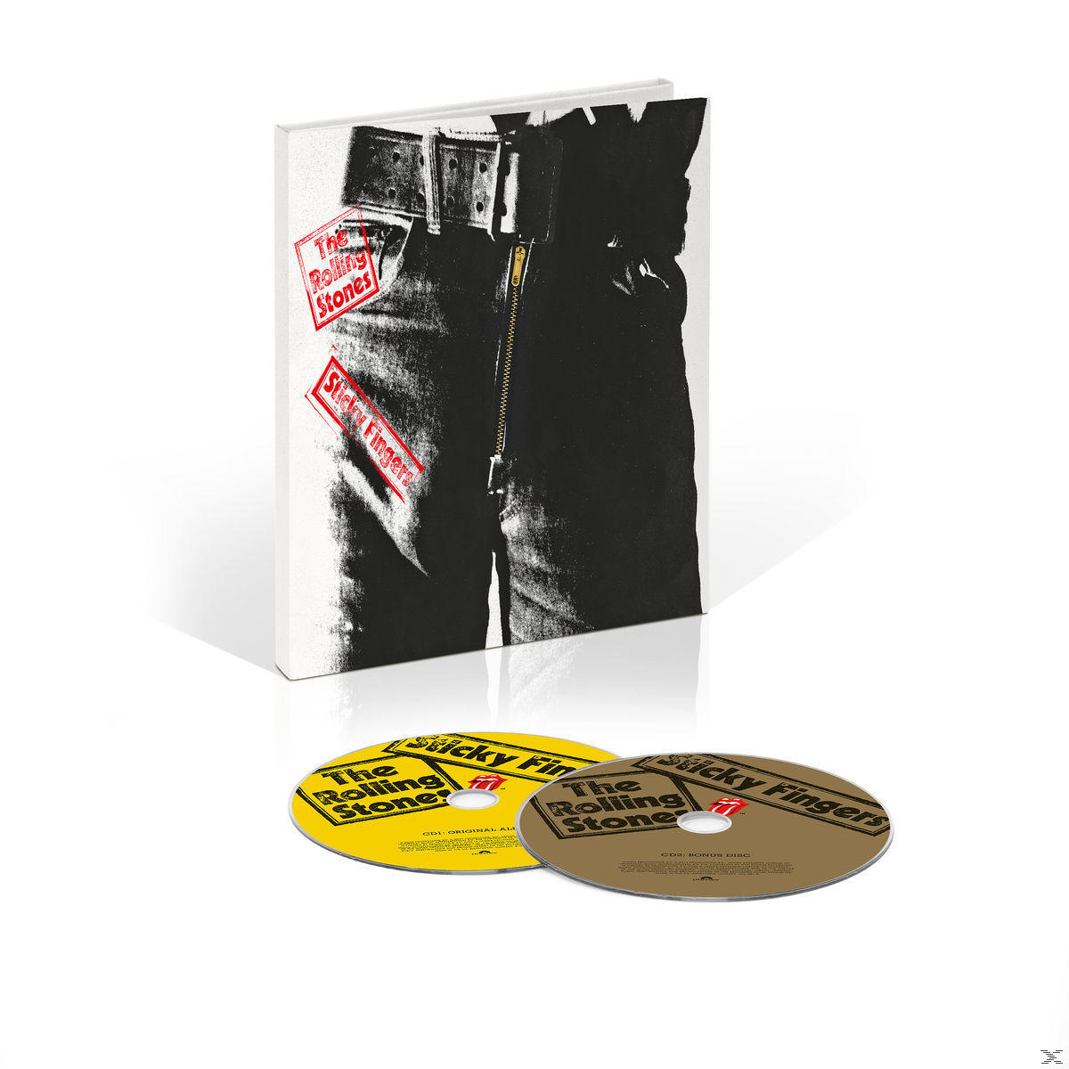STICKY FINGERS (2CD DLX)