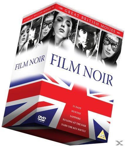 FILM NOIR-GREAT BRITISH MOVIES