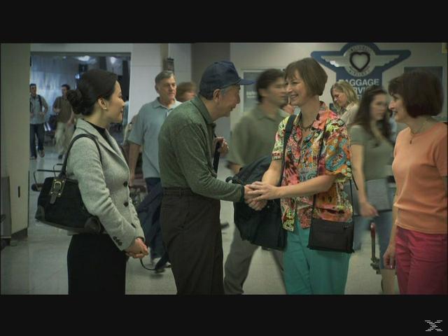 MR. SHI UND DER GESANG DER ZIKADEN - (DVD)