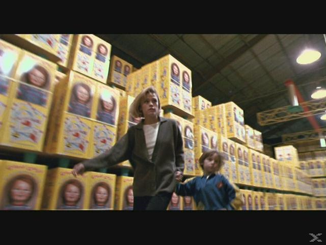 Chucky 2 - Die Mörderpuppe ist zurück! [DVD]