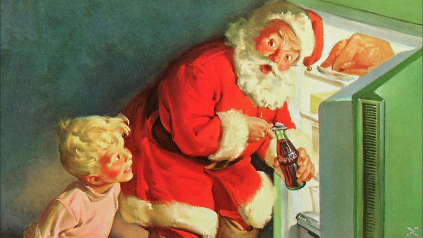 Die Legende vom Weihnachtsmann - (Blu-ray)
