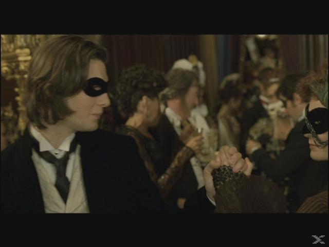 Das Bildnis Des Dorian Gray - Ewig Jung. Ewig Verdammt. - (DVD)