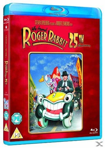 WHO FRAMED ROGER RABBIT (BLU RAY)