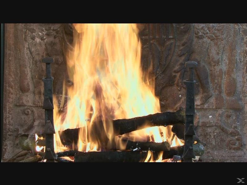 Romantisches Kaminfeuer - (Blu-ray)