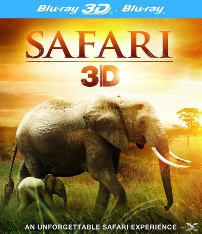 Safari: An Unforgettable Safari Experience Bluray Box