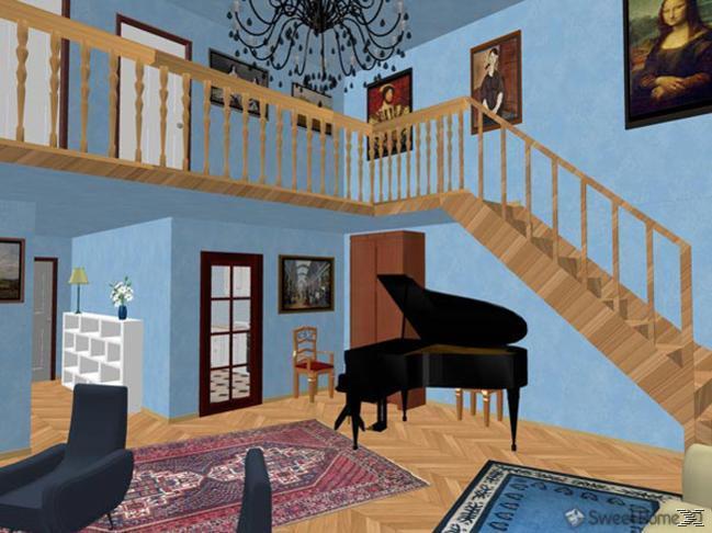 sweet home 3d wohnungsplaner premium mediamarkt. Black Bedroom Furniture Sets. Home Design Ideas