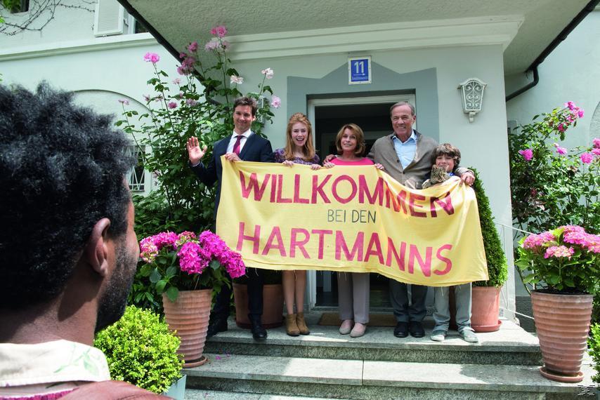 Willkommen bei den Hartmanns - (Blu-ray)