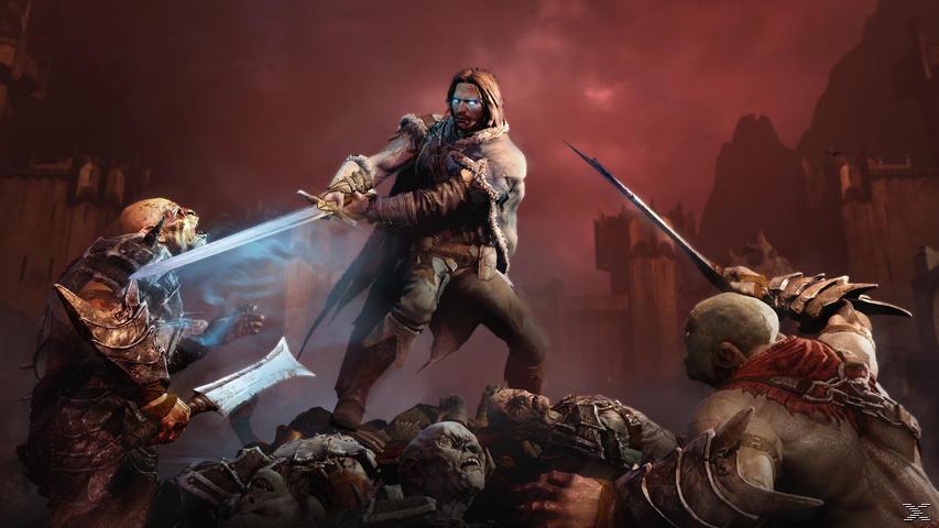 Mittelerde: Mordors Schatten (GotY Edition) - PlayStation 4