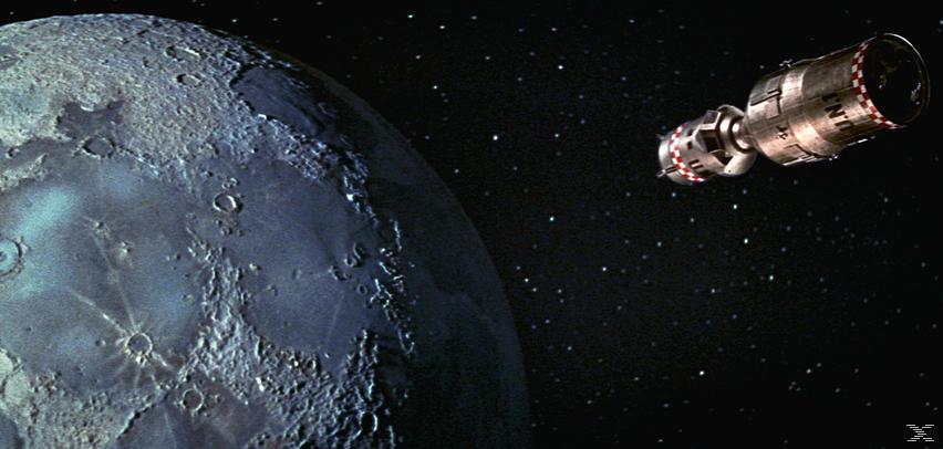 Die erste Fahrt zum Mond / First men in the moon - (Blu-ray)