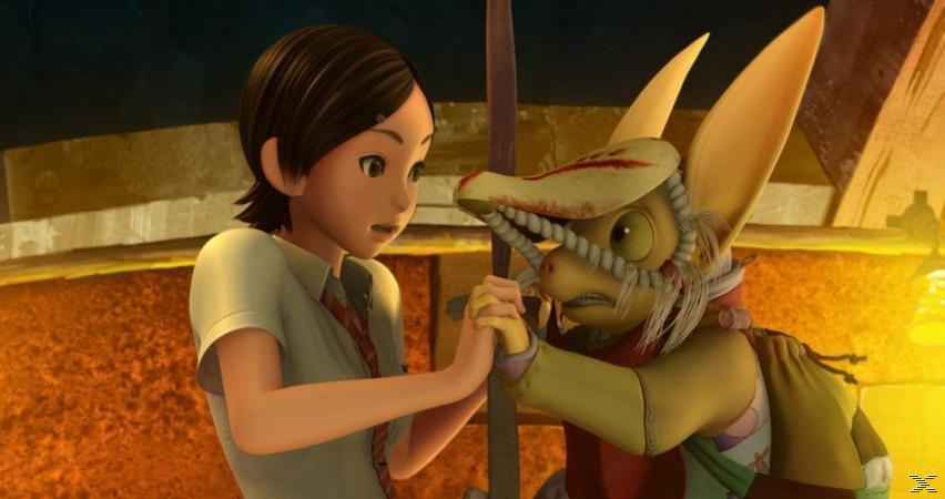 Haruka und der Zauberspiegel [DVD]