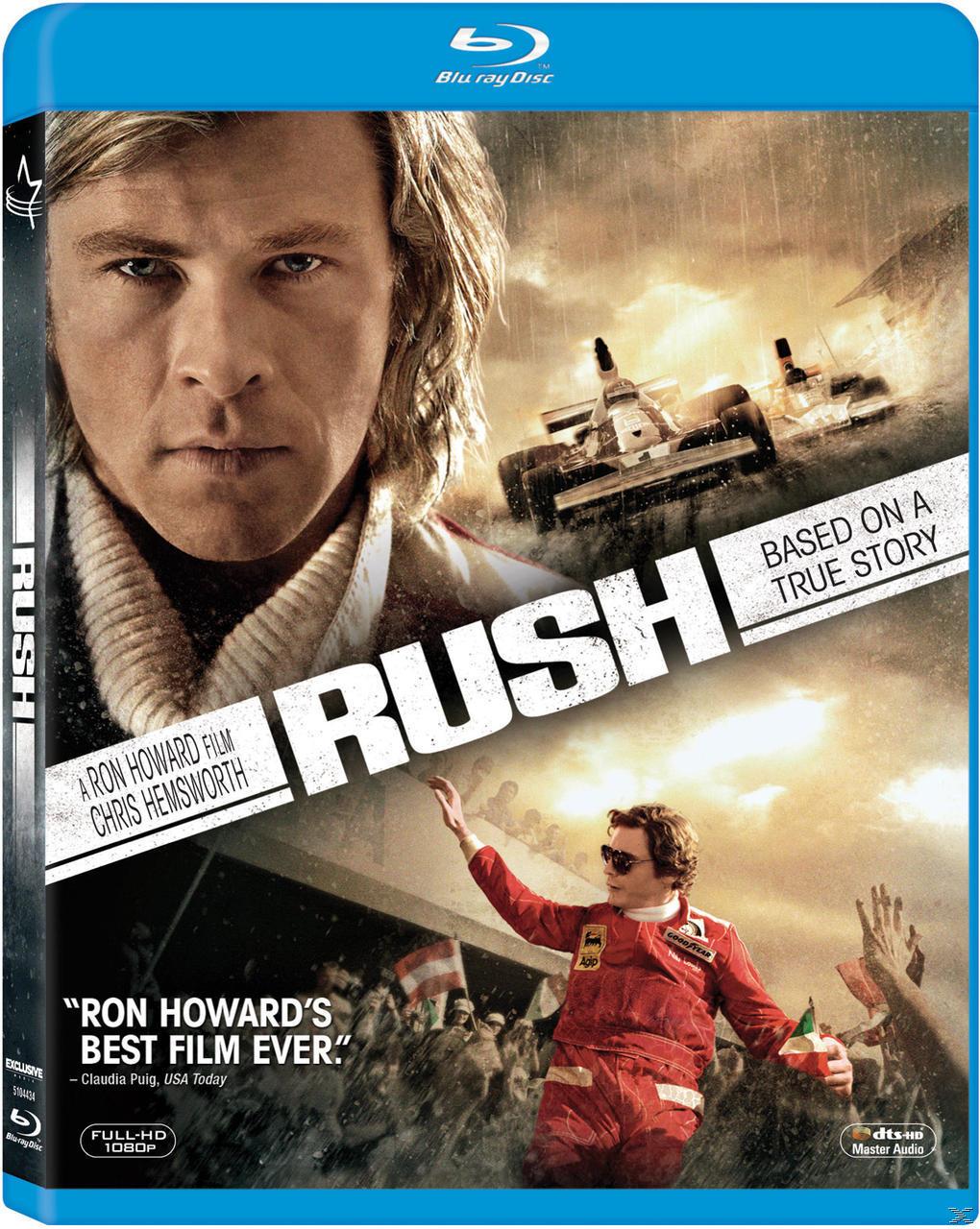 RUSH [BLU RAY]