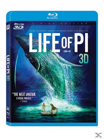 Η Ζωή του Πι - 2 Disc Bluray