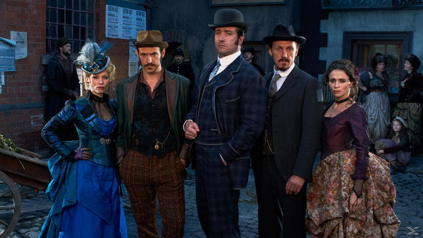 Ripper Street - Staffel 4 - (Blu-ray)